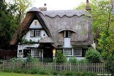 old english cottage - Google zoeken