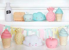 Luces quitamiedos bonitas y originales para decorar la habitación infantil y ayudar a conciliar el sueño - Minimoi