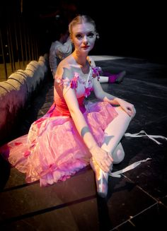 Kerry Birkett - English National Ballet: The Nutcracker - Christmas Performance