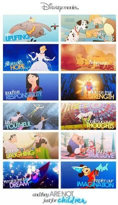 Lessons of disney ♡♥♡♥♡♥