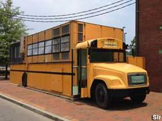 Lynchburg: HVAC School Bus