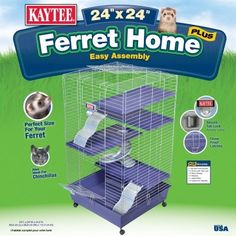 Pets International SP50248 My First Home 2 X 2 Mlti With Casters >>> Awesome dog product. Click the image : Dog house