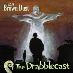 From last week, Brown Dust by Esther Friesner, a mature consideration of survival and despair with psychic powers for zest. Art by Amber Carky.