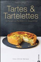 Kochbuch von Catherine Kluger: Tartes