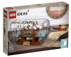 Lego in abottle