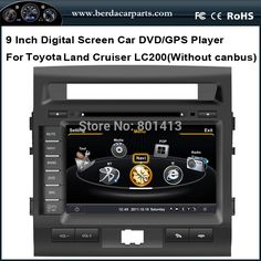 This item is now available in our shop.   Car DVD/GPS player FOR Toyota Land Cruiser 200 LC200 With GPS Radio Bluetooth Free Map (without canbus) - US $345.00 http://automobileday.com/products/car-dvdgps-player-for-toyota-land-cruiser-200-lc200-with-gps-radio-bluetooth-free-map-without-canbus/