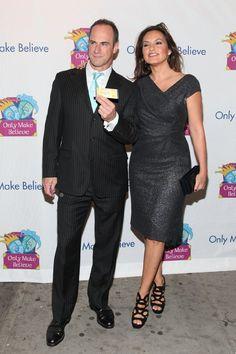 Mariska Hargitay and Christopher Meloni