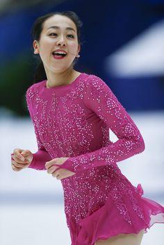 Mao Asada Photos - ISU Grand Prix of Figure Skating - Day 1 - Zimbio