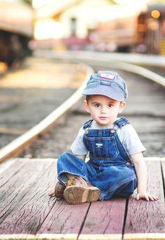 Ideas for Kid's Attire around the train theme