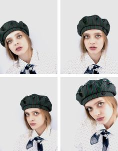 New Billy Beret Maison Michel 0A36e00P