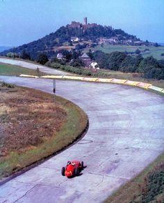 Nurburgring 1957, Fangio