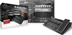 Guitar Rig 5 Pro & Kontrol Pedal Board