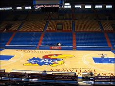 Phog Allen Fieldhouse, Lawrence KS