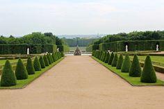 Le Notre gardens at Versailles