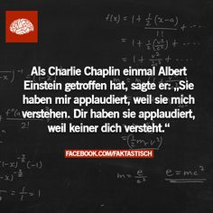 http://faktastisch.net Useless Knowledge, How To Know, Charlie Chaplin, Fun Facts, What The Fact, Jokes, Sayings, Humor, Something Interesting