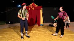 Espetáculo Circo dos KACO