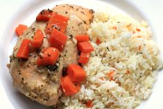 Easy Crock Pot Recipes - Asian Chicken with Ginger   One Hundred Dollars A Month.