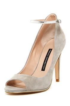 Neola Ankle Strap Pump by French Connection on @HauteLook