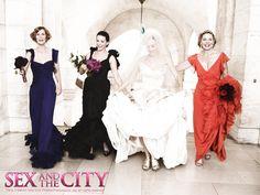 The Best Movie Wedding Dresses — London Fitting Rooms Movie Wedding Dresses, Wedding Dresses London, Wedding Movies, Wedding Scene, Bridal Dresses, Bridesmaid Dresses, Prom Dresses, Hugh Grant, Carrie Bradshaw