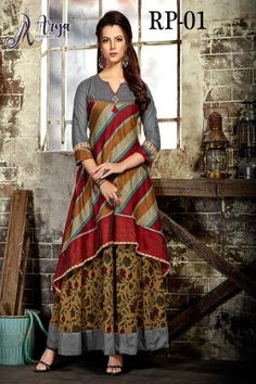 aryadress,maharani gown,designfull gown,fancy woman gown | Arya Dress Maker Western Dresses, Western Wear, Lehenga, Saree, Anarkali Gown, Cotton Gowns, Latest Kurti, Fancy Gowns, Kurti Collection
