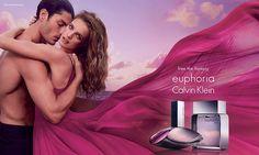 Natalia Vodianova for Calvin Klein 'Euphoria' 10th Anniversary Campaign