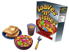 Loaves And Fishes Cereal