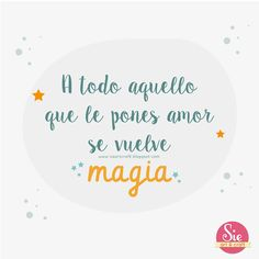 Positive Phrases, Positive Vibes, Babe Quotes, Words Quotes, Cute Spanish Quotes, Magic Quotes, Postive Quotes, Life Motivation, Amazing Quotes