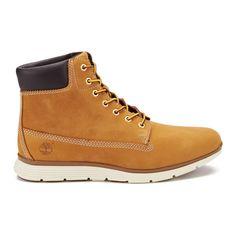 Timberland Men's Killington 6 Inch Boots - Wheat Nubuck (1,065 GTQ) ❤ liked on Polyvore featuring men's fashion, men's shoes, men's boots, men's work boots, tan, timberland mens boots, mens work boots, mens tan boots, mens tan work boots and mens boots