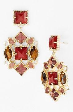 Fabulous earrings!