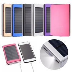 8000mAh Dual USB Solar External Power Bank Battery Charger Pack For iPhone 7 Plus Xiaomi Smartphone Worldwide delivery. Original best quality product for 70% of it's real price. Hurry up, buying it is extra profitable, because we have good production sources. 1 day products dispatch from...
