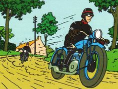 Tintin - Las 7 bolsas de cristal Bola De Cristal a85821d0e16ba