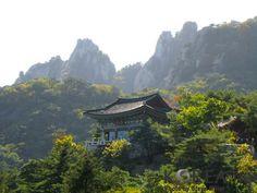 Bukhansan National Park...I would climb this mountain again!