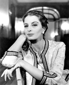 Capucine in CHANEL