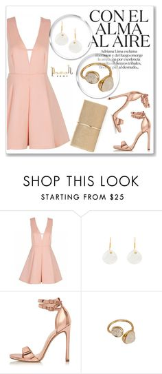 """Presh Shop 3/I"" by amra-mak ❤ liked on Polyvore featuring River Island, Nina Ricci and presshop"