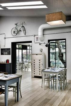 KOOK Restaurant and Pizzeria by Noses Architects.
