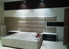 We also need lots of furniture to make the room Just like a wardrob in the room. Wood Bed Design, Bedroom Bed Design, Bedroom Furniture Design, Wood Bedroom, Modern Bedroom, Bedroom Designs Images, Bed Designs, Living Room Designs, Wood Furniture Legs