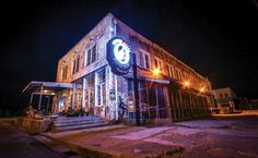 Ground Zero in Clarksdale MS ... co-owned by Morgan Freeman