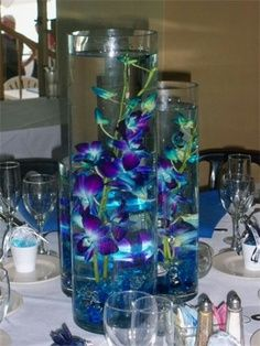 Scatterers Table Decorations