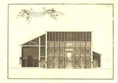 Teatro Olimpico de Vicenza Palladio Architectural by carambas, $120.00