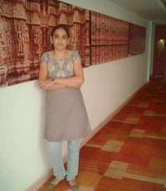 Bindu Ahlawat looks #adorable in this SS'13 Kurta.