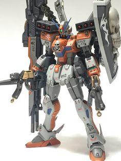 Custom Build: 1/144 Crossbone Gundam Freedom
