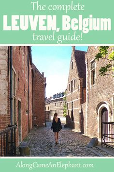 The Complete Travel Guide for Leuven, Belgium. Discover the best restaurants, bars, shopping streets and activities.