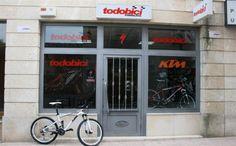 MerKabici  Todobici Torrijos, casi, 20 años ofreciendo servicio de venta de artículos para ciclismo