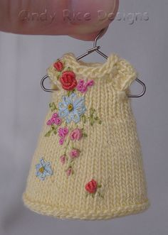 :: Crafty :: Doll :: Clothes :: Little Sunshine | by Cindy Rice Designs