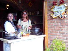 Aulas ce culinaria em Certaldo Alto