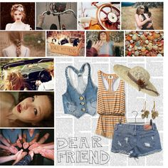 """""""why oh, why oh, why oh, are you so in denial?"""" by chevron-seven on Polyvore"""