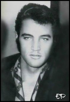 Elvis ..(via my photo files)