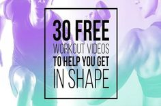 30 Workouts Under 30 Minutes You Can Do Anywhere