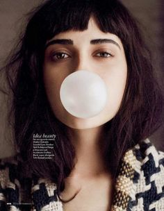Vanessa Moreira for Italian Elle