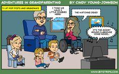 Adventures in Grandparenting